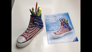 """""""Sneaker: American Style"""" 