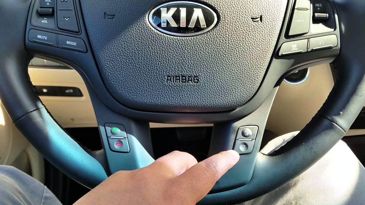 Kia Soul: Unlocking
