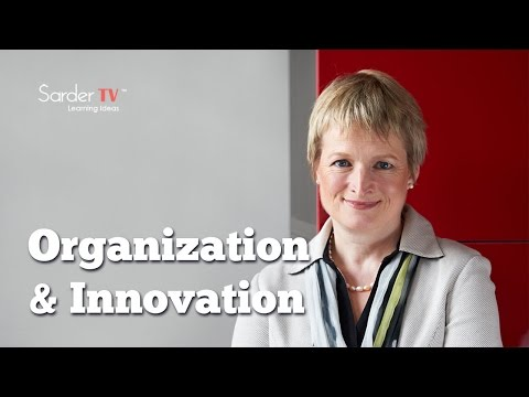 How can an organization encourage innovation? Rita McGrath, Author, The End of Competitive Advantage