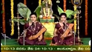 TK Sisters - Gajavadana Beduve