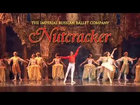 Russian Ballet ltd presents The Nutcracker - Imperial Russian Ballet Company