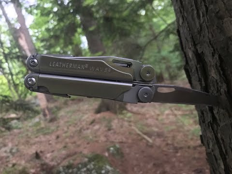 Leatherman Wave Review and Test ( New Favorite Fishing Tool )