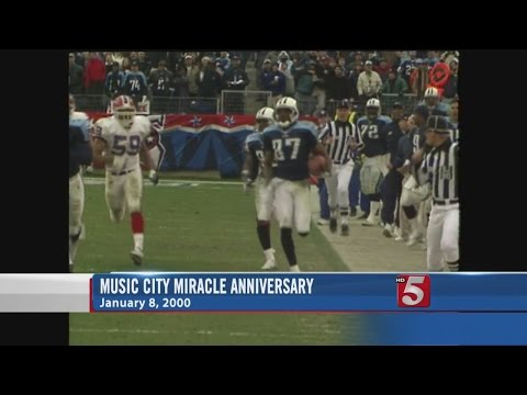 Thursday Marks 15 Years Since 'Music City Miracle'