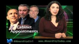 This Tiny Change in the Cabinet Will Change the World: Absurdity Today, Episode 34