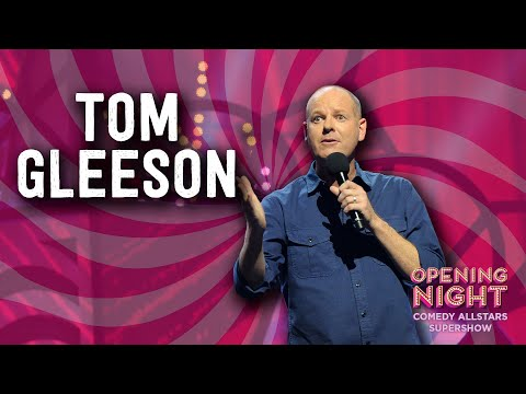 Tom Gleeson - 2016 Opening Night Comedy Allstars Supershow