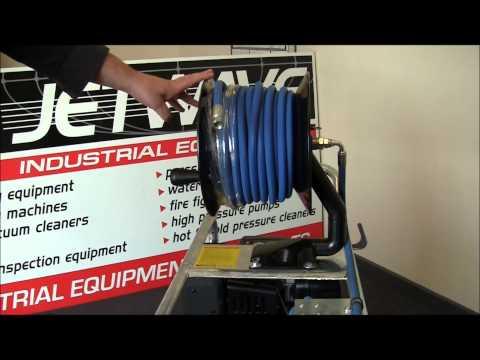 Jetwave Diesel Driven Mining Pressure Cleaner