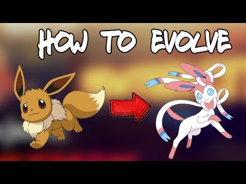 How to evolve Eevee into Sylveon - Project Pokemon