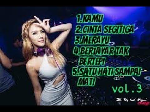 MIXTAPE FUNKOT GALAU VOL.3 DJ TERBARU 2018