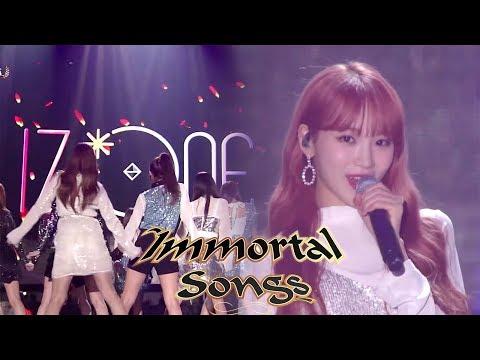 "IZ ONE - ""Amor Fati"" Cover [Immortal Songs Ep 400]"
