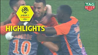 Montpellier Hérault SC - Paris Saint-Germain ( 3-2 ) - Highlights - (MHSC - PARIS) / 2018-19