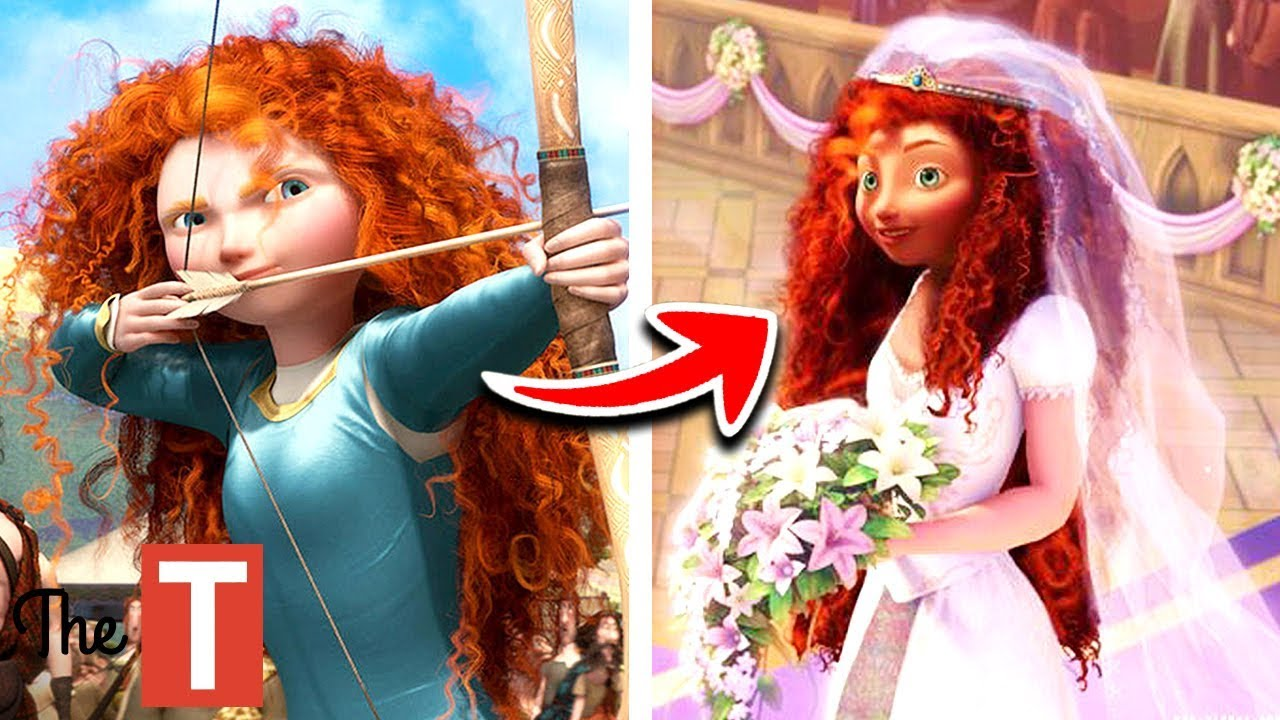 Download This Is What Happened To Merida After Happily Ever After