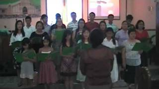 In the Name of the Lord (Gen.Trias Unida Church Choir)