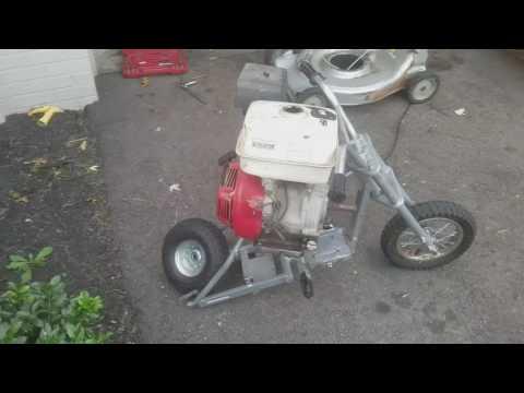 Lawn mower Mini Bike