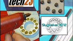 Herstellung Hot Glue Slugs / Handhabung Slugmaker 5012 by: www.tech23.de