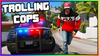 GTA 5 Roleplay - GETTING REVENGE ON COPS | RedlineRP
