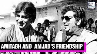 How Amitabh Bachchan And Amjad Khan Become Best Friends Forever