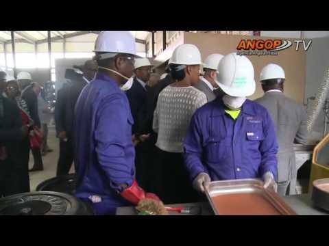 Ferro reforça economia nacional