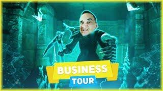 POTĘŻNY NEKROMANTA DOBRODZIEJ! | Business Tour [#59] (W: Diabeuu, Dobrodziej, Plaga)