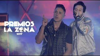 Joey Montana y Sebastian Yatra - Suena el dembow en Premios La Zona 2017│LA ZONA
