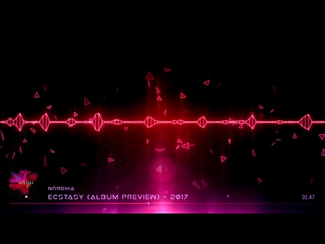Nórdika - Ecstasy (Album Preview) - 2017