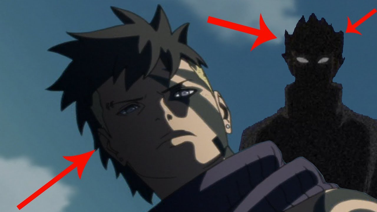 Boruto Jougan Helps Kawaki Naruto Theories Youtube