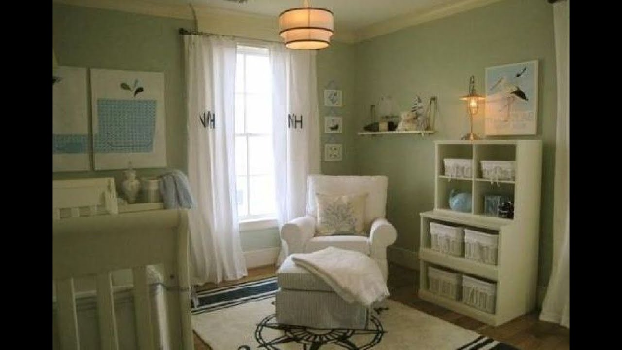 Incredible Baby Nursery Ideas For Small Rooms