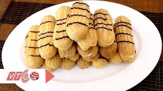 Thưởng thức bánh su kem tuyệt hảo ở Sài Gòn | VTC