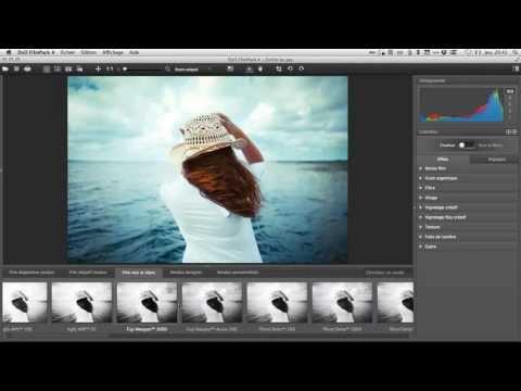 DxO FilmPack 4 : Créer d'extraordinaires images en noir et blanc | Webinar