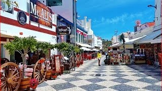 Португалия Алгарве, Албуфейра Старый Город