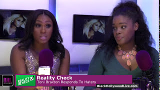 Reality Check w/ Summer Wayans | December 19th, 2014 | Black Hollywood Live