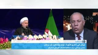 مسائية DW: التصعيد الكلامي بين طهران وواشنطن...إلى أين؟