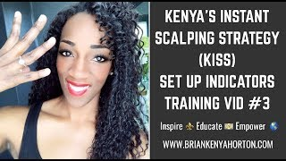 SIMPLE PROFITABLE FOREX SCALPING - How to set up your Indicators (KiSS) - IML