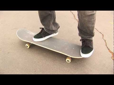 how to learn how to skateboard for beginners