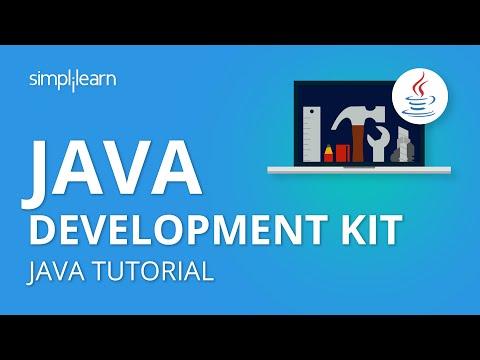 Java Development Kit | Java JDK Tutorial For Beginners