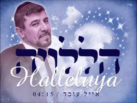hallelujah - Hebrew version - eyal oved -  הללויה - בגרסה עברית מרגשת - אייל עובד