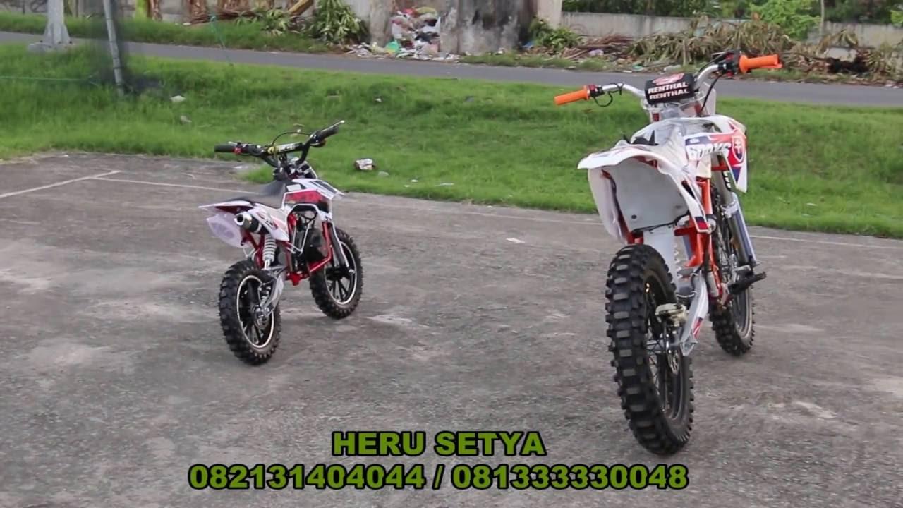 Jual Rangka Trail Dan Motor Mini Trail 082131404044 Surabaya Bandung