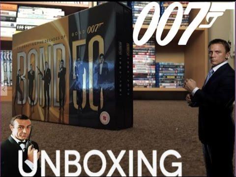 Blu-Ray Update 5: James Bond 50th...