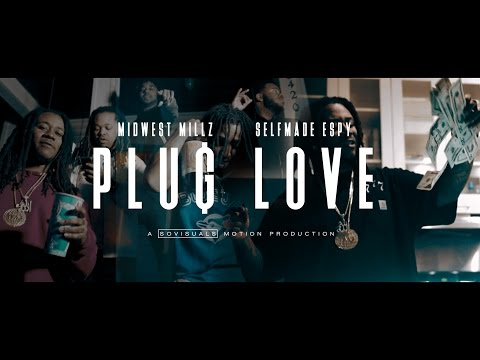 "Thumbnail: Midwest Millz • ""PLUG LOVE"" ft. Selfmade Espy • ShotBy @Sovisuals [Official Video]"