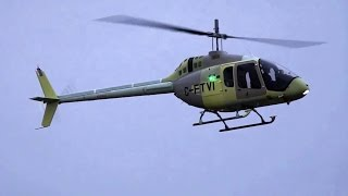 Bell Helicopter 505 Jet Ranger X First Flight – AINtv