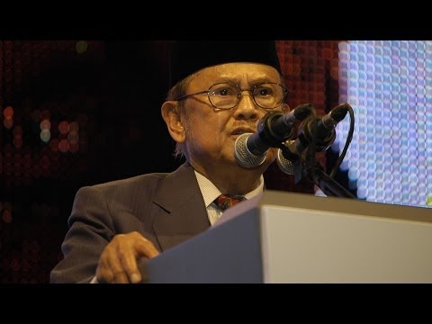 Islamic Countries and Erbakan* by B.J. Habibie