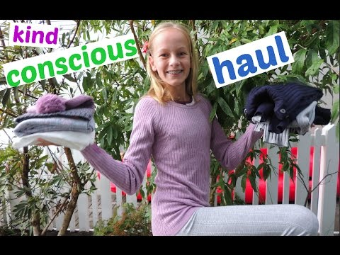 Teen's Conscious Haul | Fashion Revolution Week
