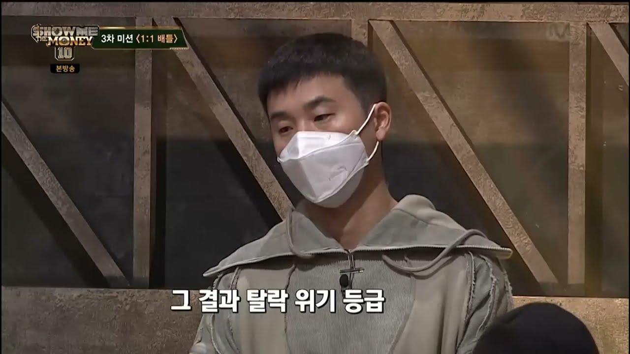 쇼미더머니10 베이식 패자부활전으로 부활!