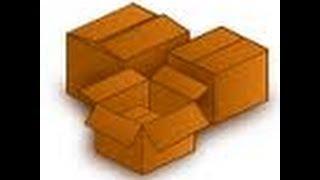 Как упаковываются готовые буклеты(Типография