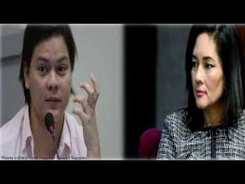 Sara Duterte replies to Hontiveros: 'Di ko kasalanan kung di mo inisip mga sagot mo sa interview mo'