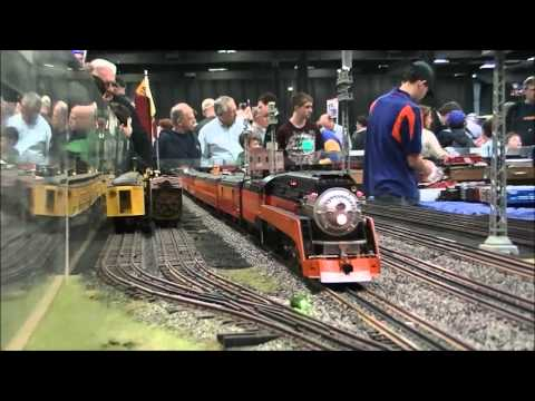 2016 Greenberg's Train Show   Edison NJ March