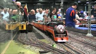 2016 Greenberg's Train Show   Edison NJ March