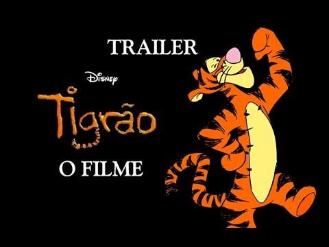 Trailer do filme Tigrão - O filme