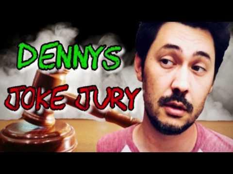 Dennys Joke Jury (10-10-2018)