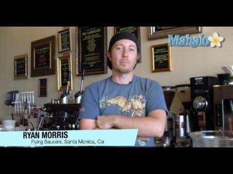 How to make a Cafe Americano