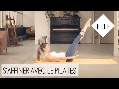 S'affiner avec le pilates┃ELLE Pilates